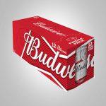BUDWEISER 12PK CANS