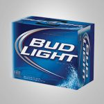 BUDWEISER LIGHT 12PK CANS