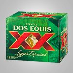 DOS EQUIS LAGER 12PK BOTTLES