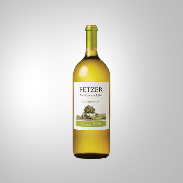 fetzer anthony 39 s chardonnay 1 5l bottle famous liquors. Black Bedroom Furniture Sets. Home Design Ideas