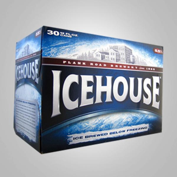 Ice House 30pk Cans Famous Liquors